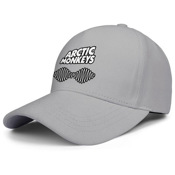 The-Arctic-Monkeys-Logo grey mens and womens trucker cap ball styles designer customize fashion Hipster hats