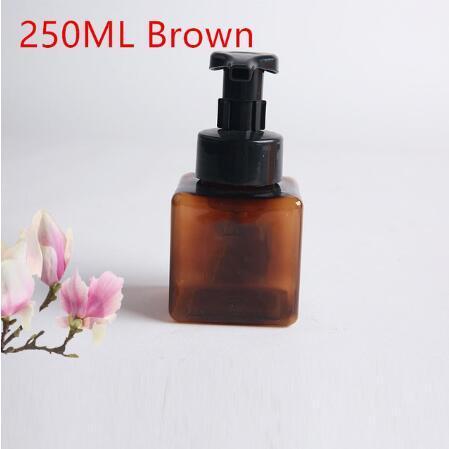 250ml etiqueta no marrón