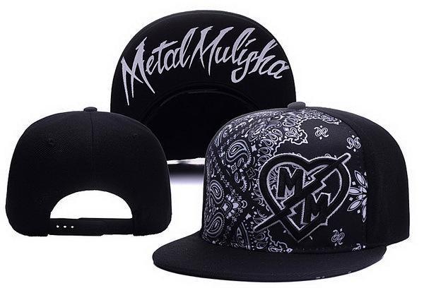 2019 nouveau métal Snapback Hat Snap Back Hat pour hommes d'été casquette de baseball Mulisha pas cher Fox Hip Hop chapeau réglable femmes casquette de baseball