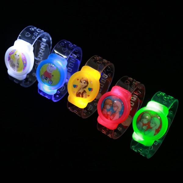 Luminescenti vigilanza quadrata Flash Toy Produttori vendita diretta dei bambini esplosive di regali di compleanno