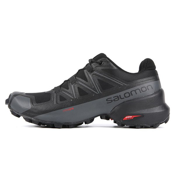 best cheap 13235 6d9ea 2019 New Arrival Salomon Speedcross 5 Black 5s Trail Runner Mens And Womens  Sports Shoes Fashion Sneakers Outdoor Running Shoes Sports Shorts Shoe ...