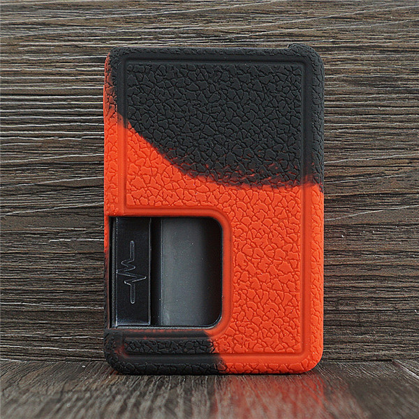 Vandy Vape Pulse X Silicone Cases Silicon Skin Cover Rubber Sleeve Protective Covers For VandyVape Pulse X Vape Kit Battery Box Mod DHL