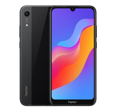 Huawei Honor 8A Smartphone 6.09''Fullview Screen Android 9.0 Octa Core Moboile Face de téléphone Débloquer 3 Cartes Slot 4G LTE