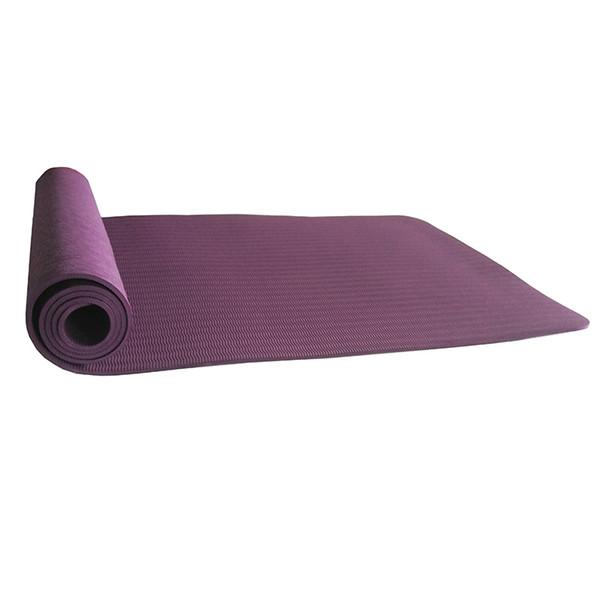 Yoga Mat With Bag 6mm