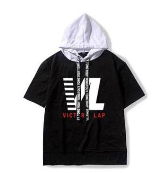 Victory Lap Letters Tshirts Herren Damen Bekleidung Tops Nipsey Hussle alles Geld Mit Kapuze T-Shirts Kurzarm