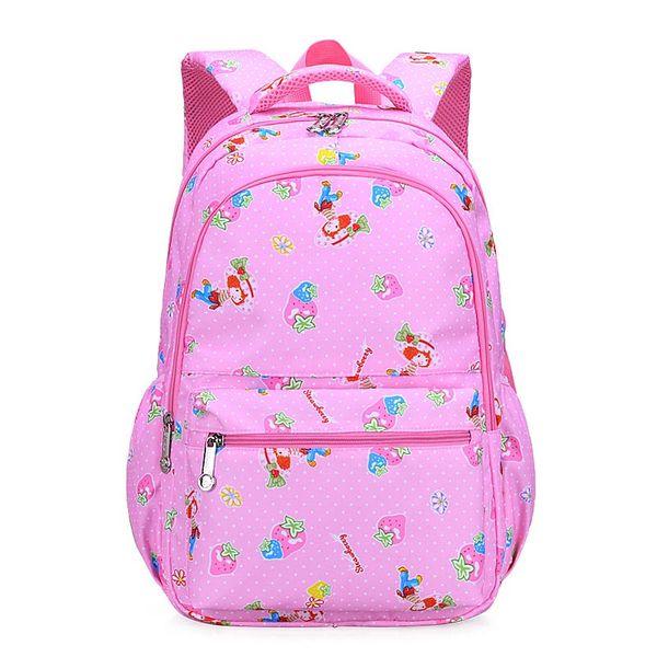 Sacos de escola primária de nylon de alta qualidade para meninas bonito mochila meninos mochila mochila escolar para crianças saco sac a dos bagpack