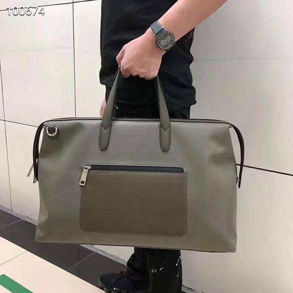 Rosa Sugao Designer De Luxo Bolsa De Designer De Duffle Bags Saco De Viagem Para Homens 2019 Nova Moda Sacos De Ombro Sacos De Grande Capacidade Crossbody