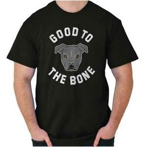 Good to Bone Pit Pitbull Doggo Dad Mom Lover Boy Puppy Dog T Shirt Tee