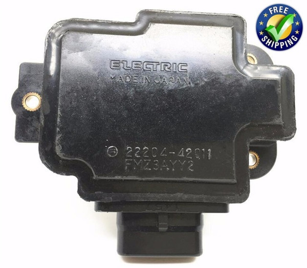Free Shipping Pack of 1 Japan Original Air Flow Meters 22204-42011 MAF Sensors for Lexus LS400 UCF10 1UZ