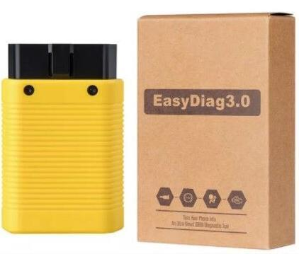 LAUNCH EasyDiag 3.0 Auto scanner easidiag 3.0 plus obd2 Diagnostic Tool for Android OBDII Bluetooth better than easydiag 2.0