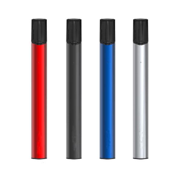 SLM Pod Kit Schlank Stick Dicker Dampf 250mAh Batterie 0.8ml Pod Side Refill Patrone Vape Pen Kit EC035