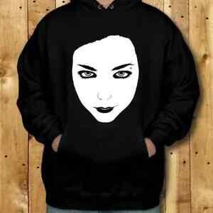 Evanescence Amy Harajuku Kapüşonlu Moda