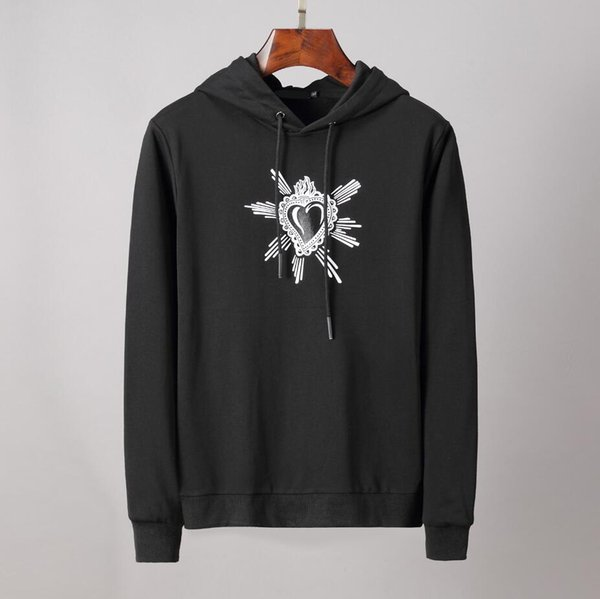 New mens Hoodie Hip Hop Designer Hoodie Men High Quality Black White Mens Designer Hoodies Men Women Sweatshirts Size M-3XL