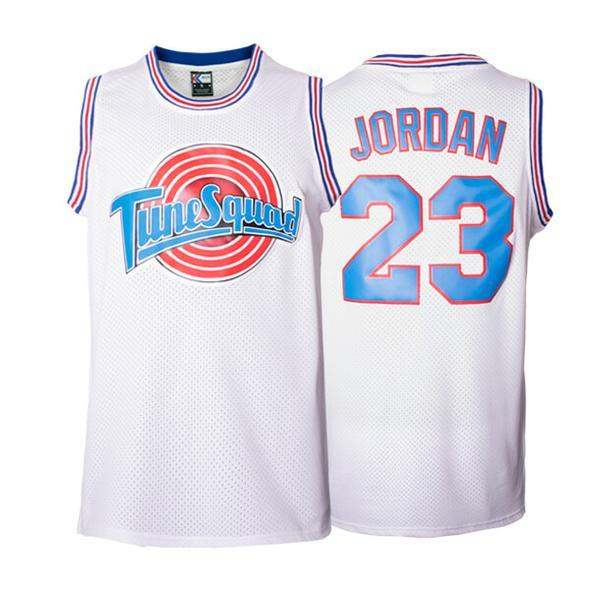 super cute 5201a 3a15c 2019 Men'S Space Jam Jersey Movie Tune Squad Looney Bill Murray Lola Bugs  Bunny TAZ Tweety Michael LeBron James Basketball Curry Black White From ...