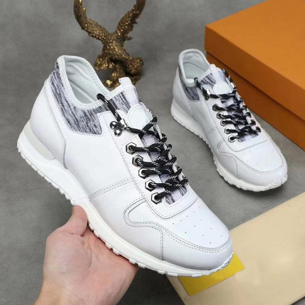 Designer New hot mens designer shoes white Casual Bee Girls women sneakers Leather embroidery G bee cock tiger white boxs