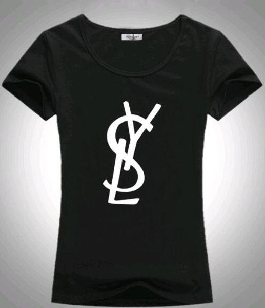 Бесплатная доставка женщин Футболка мода Хорошее качество футболки Лето С Коротким Рукавом Повседневная женщина футболки новый стиль