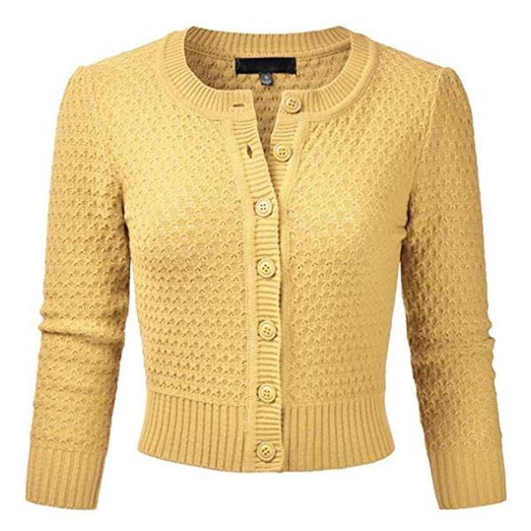 NIBESSER Mulheres Nova Primavera 2019 Brasão Feminino Knit Sweater Cardigan Curto Mulheres Um pouco Xaile de malha Jacket Feminino Plus Size