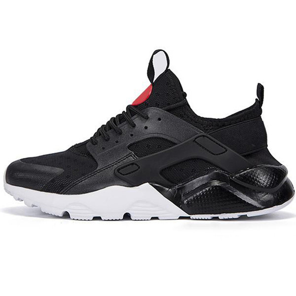 2019 Ultra Huarache 4.0 1.0 Running Shoes Triple s White Black Classical red Pink men women Huaraches Outdoor Trainer sports sneakers gfdfs