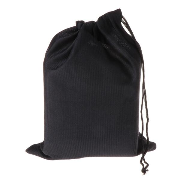 Angelrolle Tasche Spinning Lagerung Tragbare Stoff umreift Trägergerät Werkzeuge # 149239