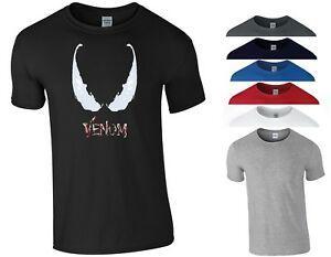 Venom Yeux T-shirt Tom Hardy Marvel Comics Spider-Man Venom Nous sommes cadeau hommes Top