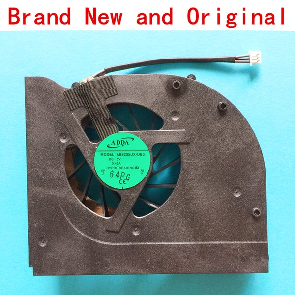 laptop CPU cooling fan Cooler for HASEE A560 A550-T44 P60 P62 For LG R560 R580 R590 AB8205MX-DB3 QL5D AB8205UX-DB3 (QL4D) Fans