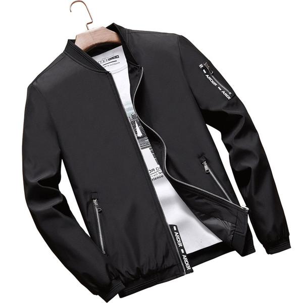 Mens Designer Jacket Spring Antumn Brand Jacket Hooded For Men Wintbreaker Zipper Standing Collar Outwear Coat Luxury Fashion Jacket