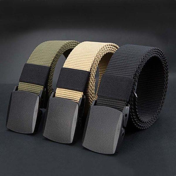 Cintura in tela casual con cinturino in vita