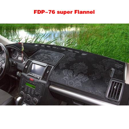 FDP-76 Super Flannel Black