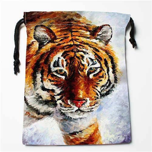 Custom Printing Animal (1) Drawstring Shopping Bags Travel Storage Pouch Swim Hiking Toy Bag Unisex Multi Size18-12-05-74