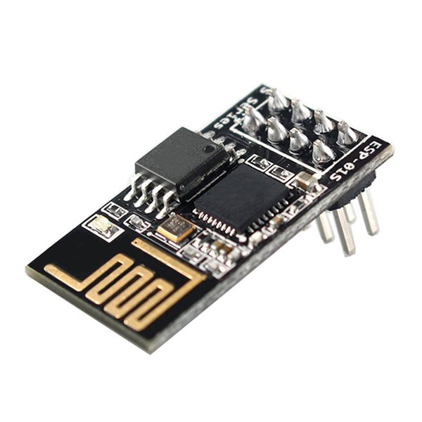 Expand Version Smart Home For ESP-01S 8266 WiFi Module Board Connector Wireless Receiver Replace Low Power Consumption Network