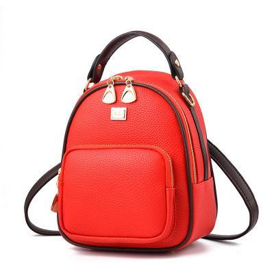 Europa E América Marca B1075 Bolsa Das Mulheres Da Moda Saco Do Mensageiro Das Mulheres Rebite Saco de Ombro Único de Alta Qualidade Feminino Bag236