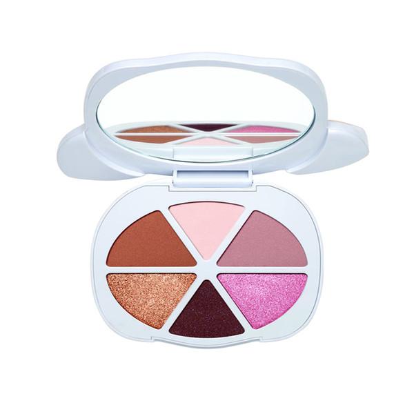 Sydney Anmut Augen Make-up Clover ein Mädchen bester Freund Paytons Puppy 6 Farbe Matt EyeShadow Palett