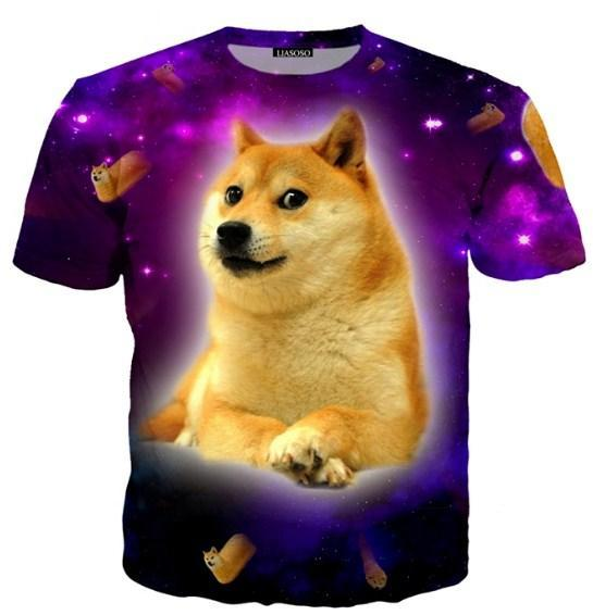 New Fashion Women/Men Animals Tobacco Dog Funny 3d Print Unisex T-Shirt Summer Casual Tees Quick Dry Hip Hop Tops Quick Dry Clothing