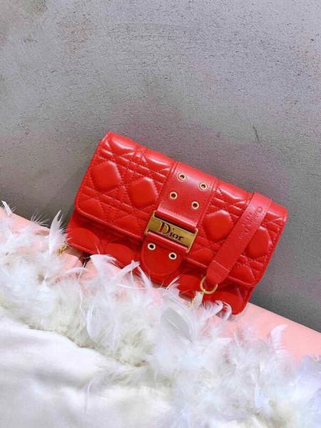 piel de oveja de cuero elegantes bolsas bolsas de hombro crossbody de las mujeres calientes de la marca del bolso mensajero embragues monedero bolsa de la compra