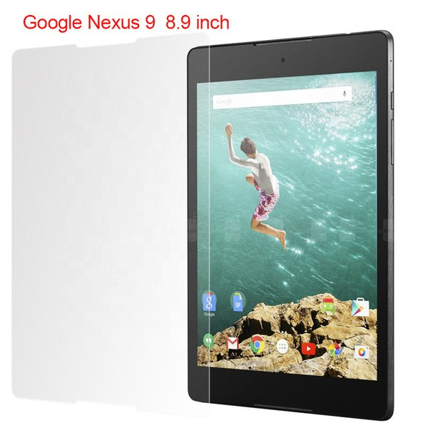 """8.9/"""" 5 Pack Clear Tablet Screen Protector Guard For Google Nexus 9"""