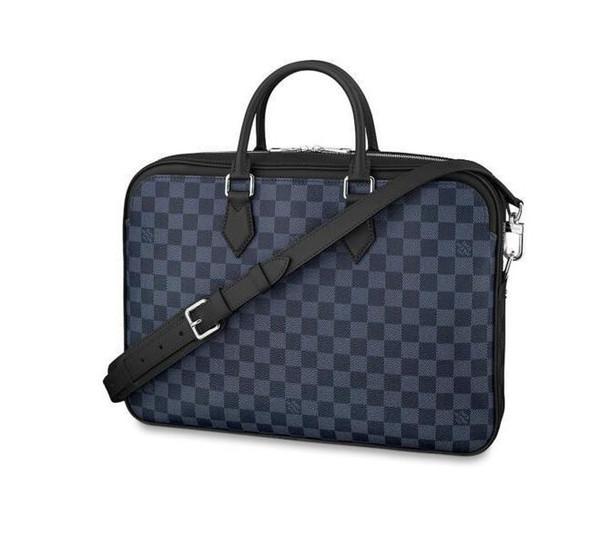 2019 DANDY MM N44000 Men Messenger Bags Shoulder Belt Bag Totes Portfolio Briefcases Duffle Luggage