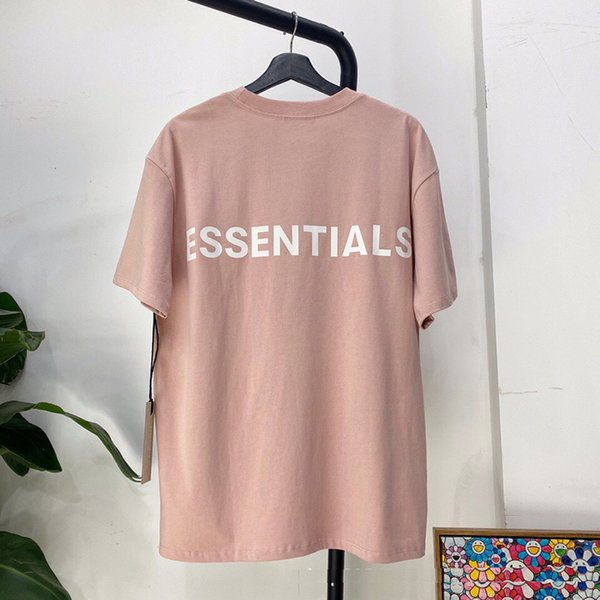 Camiseta rosa