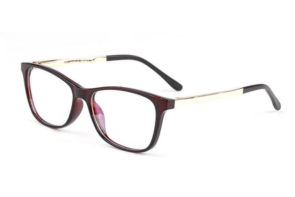2019 New Plastic Eyeglasses Brand Designer Men Women clear lens eyeware Brand Designer full frame Glasses Oculos With Box