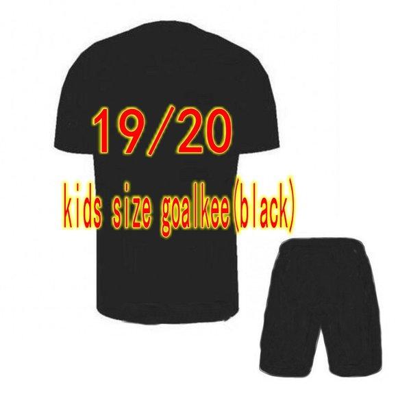 19/20 kids goalkeeper black