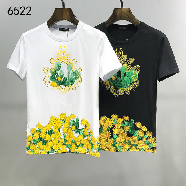 T-shirt homme taille mode casual tendance M-3XL confortable WSJ015 respirant # 111592 kids_family06