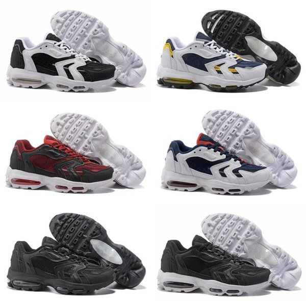 Mens MAXES 96 Running Shoes Top Quality Maxes Low Cut Shoes the Mountain of Flames breathable Sneaker Men's Running Walking Shoes