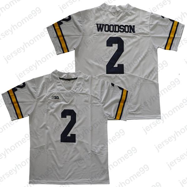 2 Чарльз Вудсон / белый