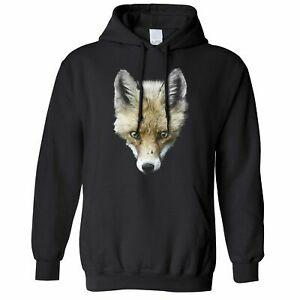 Stylish Animal Hoodie Hood Photographic New New Design Wildlife Animal Lover