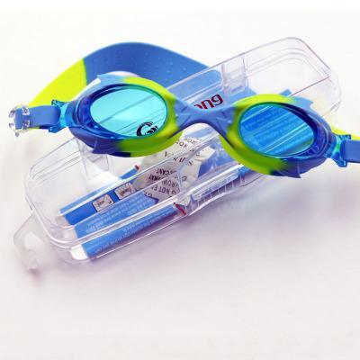 best selling Swimming Goggles Professional Antifog For Kids Boys Girls Swim Glasses Children Waterproof Goggles Water Sport baby Colorful Swim Eyeglasses