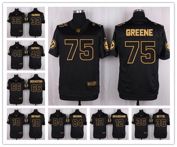 sports shoes 132ad a1609 2019 Pittsburgh 2016 Steelers 50th Anniversary Football Jersey 43 Troy  Polamalu 48 Bud Dupree 50 Ryan Shazier Jerseys From Fafala01, $30.46 | ...
