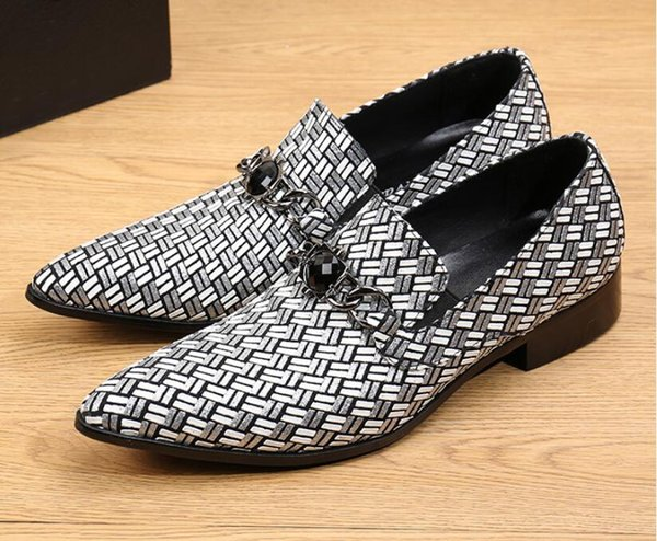 Handmade pointed toe Formal leather shoes men dress shoes oxfords men leather shoes zapatos de novio TD3