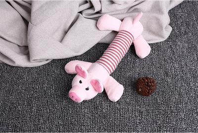 Porco cor de rosa