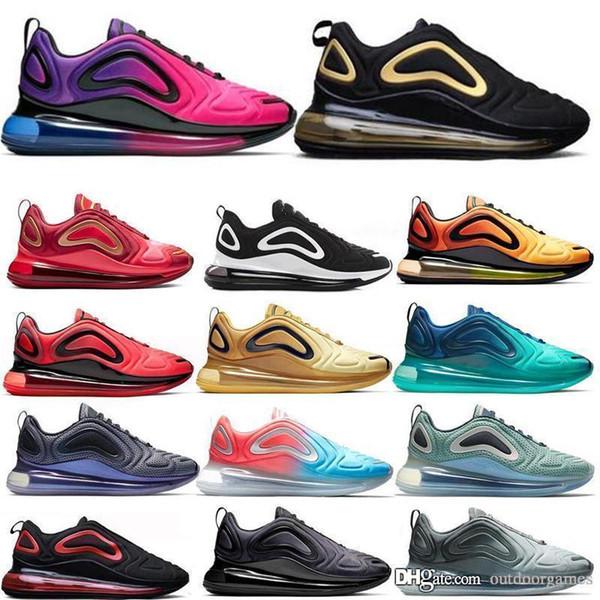 2019 Nike Air Max 720 airmax Les dernières chaussures de sport pour hommes et femmes 72c créateur de chaussures de sport