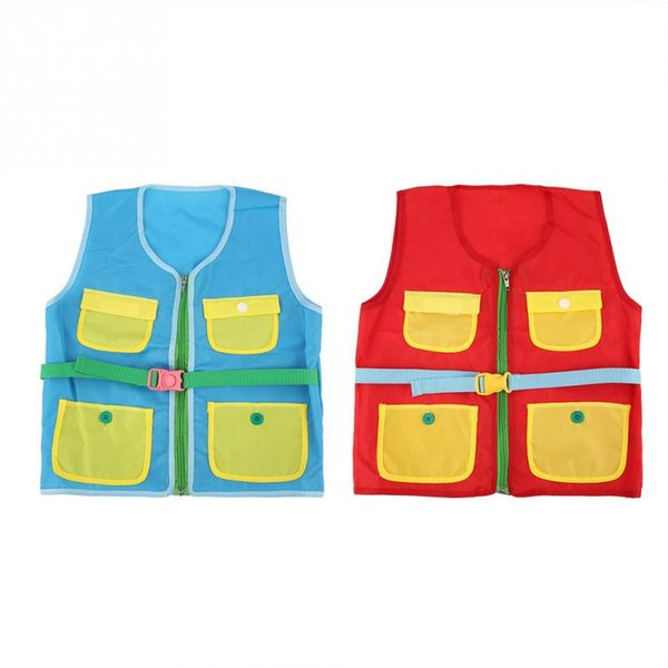 Kids Outdoor Toys Fabric Vest Toy Outdoor Play Games Kindergarten Equipment Teaching Tool Educational Toys Sports For Children
