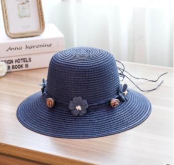 2018 Marca de Moda Nueva Versión de Corea del Sur Sombrilla Mujer Sombrero de Playa Handcrafted Cubo Sombrero Sombrero de Protección Solar Al Aire Libre Sombreros Plegables